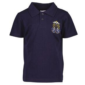 Schooltex St Joseph (Wairoa) School Short Sleeve Polo with Embroidery