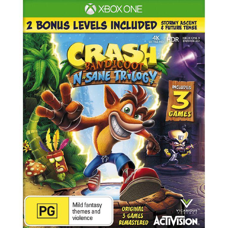 XboxOne Crash Bandicoot Trilogy, , hi-res