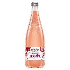 Phoenix Organic Sparkling Infusions Feijoa Lemon & Apple 750ml