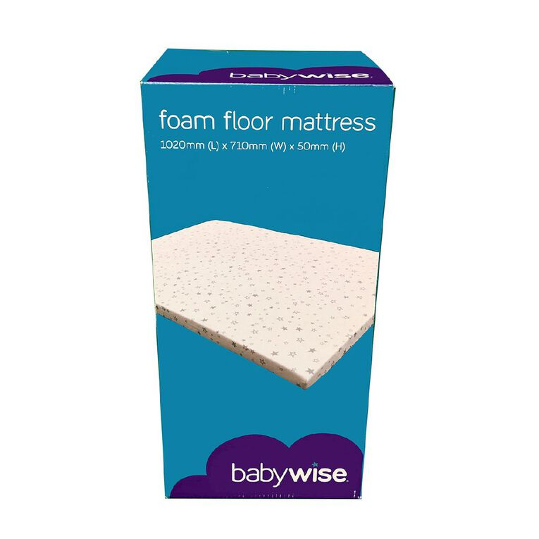 Babywise Floor Mattress, , hi-res