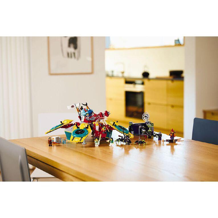 LEGO Monkie Kid Team Dronecopter 80023, , hi-res