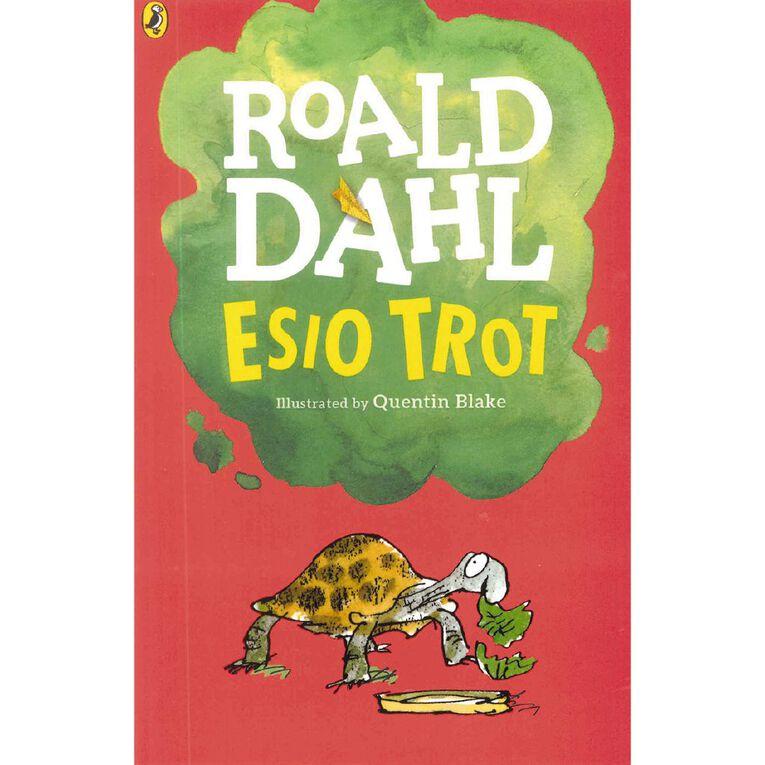 Esio Trot by Roald Dahl, , hi-res