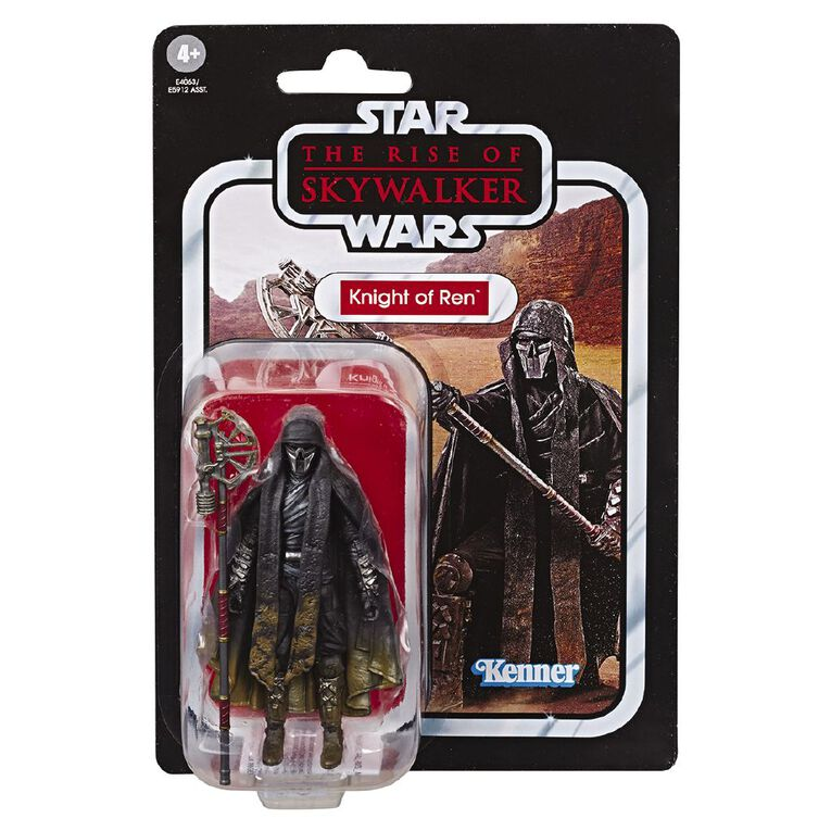 Star Wars Episode 9 Vintage Figures Assorted, , hi-res