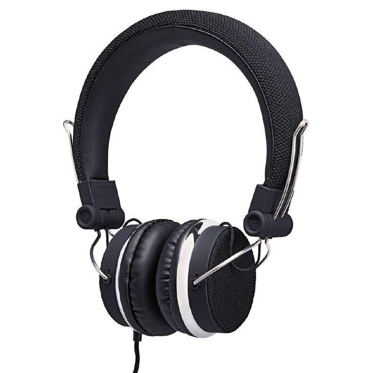 Tech.Inc Verve Headphones Black, , hi-res