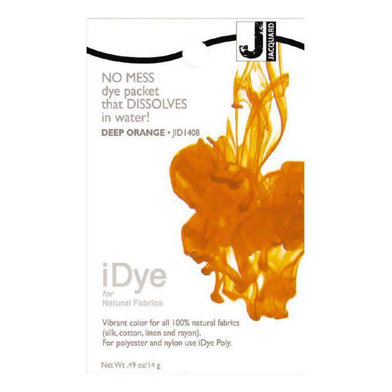 Jacquard iDye 14g Deep Orange, , hi-res image number null