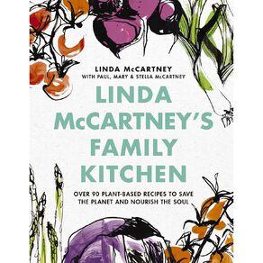 Linda McCartney's Family Kitchen by Linda McCartney