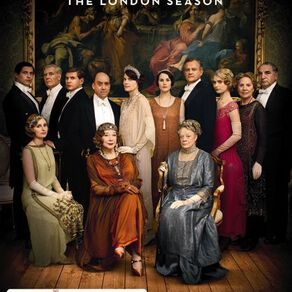 Downton Abbey in London Christmas Special DVD 1Disc