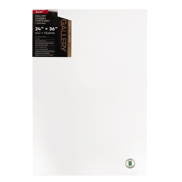 Jasart Gallery 1.5 inch Thick Edge Canvas 24x36 inches, , hi-res