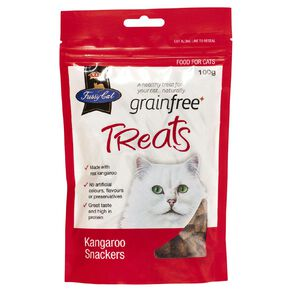 Fussy Cat Kangaroo Snackers 100g
