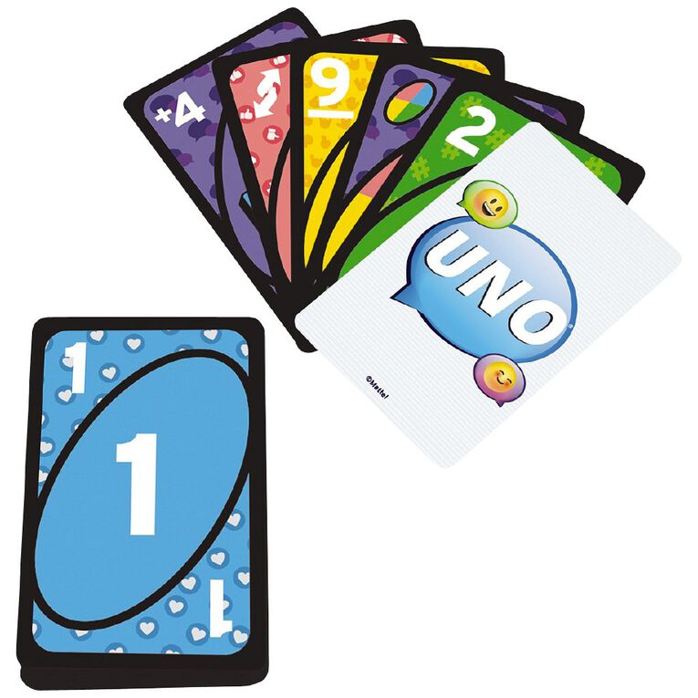 UNO Iconics 2010s Collector Card Game, , hi-res