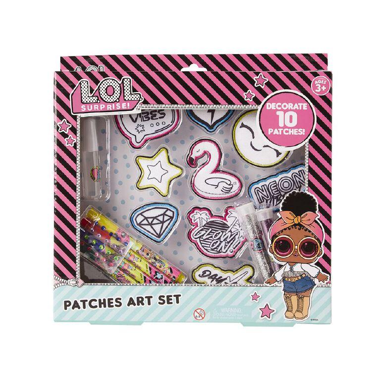 LOL Surprise Patches Art Set, , hi-res