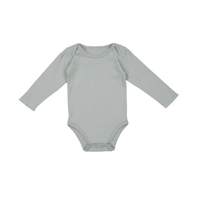 Young Original Baby 3 Pack Long Sleeve Bodysuits, Pink Light CAT, hi-res