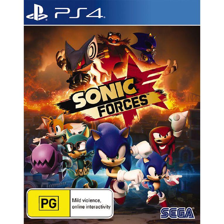 PS4 Sonic Forces, , hi-res