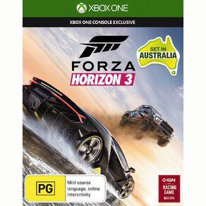 XboxOne Forza Horizon 3