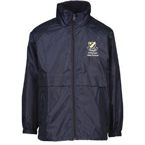 Schooltex Onewhero Area School Lite Jacket with Embroidery