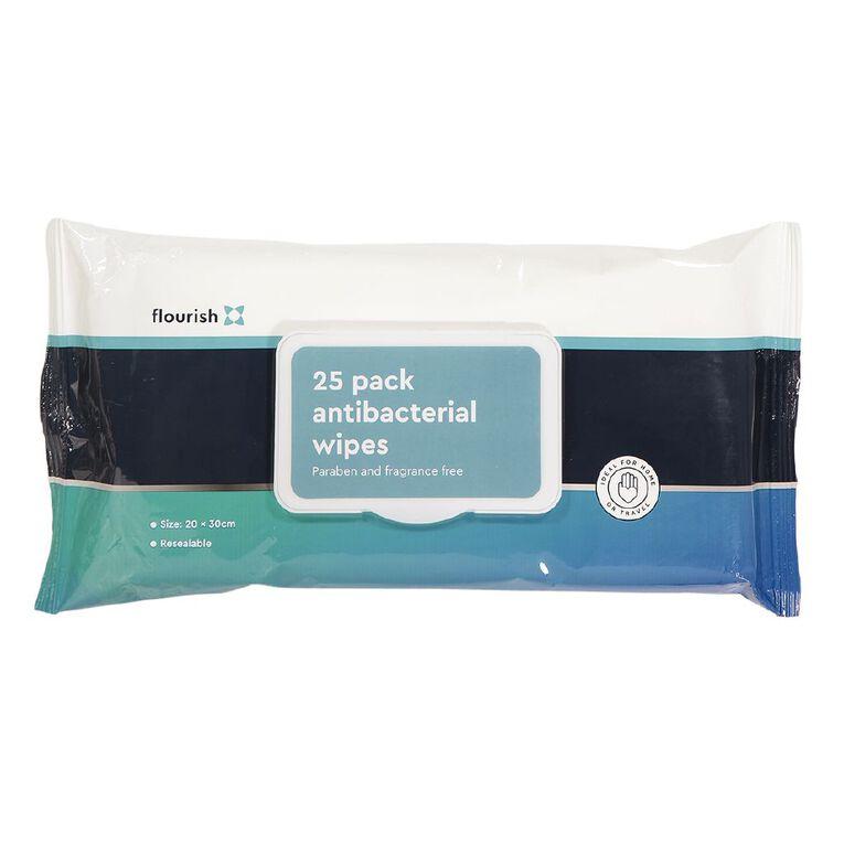 Flourish Personal Hygiene Wipes 25 Pack, , hi-res