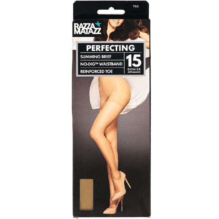 Razzamatazz Perfecting Firm Slim Sheers, Tan, hi-res image number null