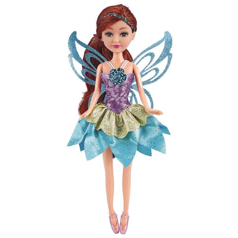 Zuru Sparkle Girlz Fairy In Cone Super Sparkly 10.5 Inch Assorted, , hi-res
