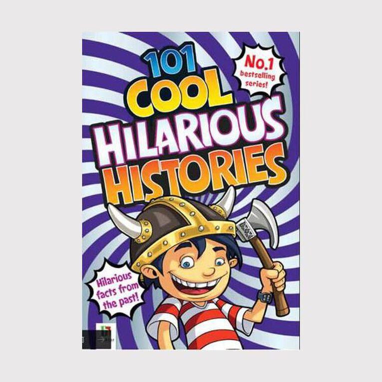 101 Cool Hilarious Histories by Glen Singleton, , hi-res