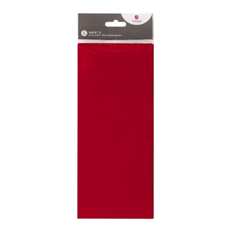 John Sands Tissue Red, , hi-res