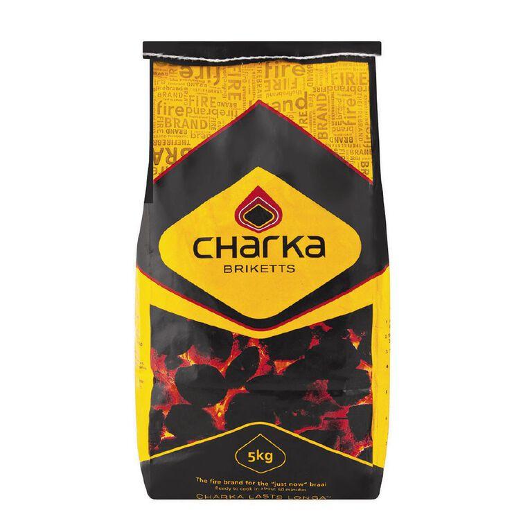 Charka Charcoal Briquettes 5kg, , hi-res