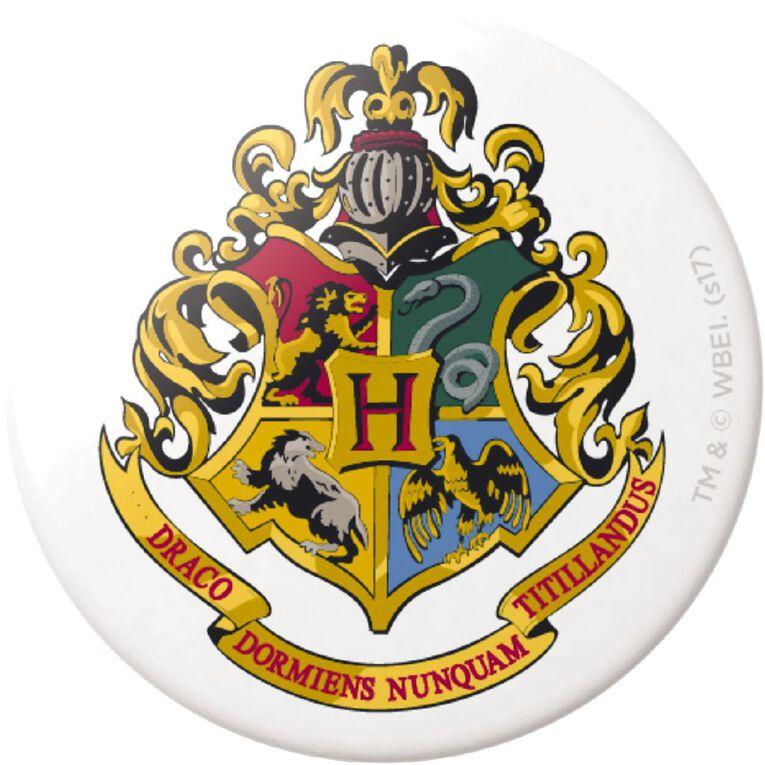 Popsockets Popgrip Standard Licenced Hogwarts, , hi-res