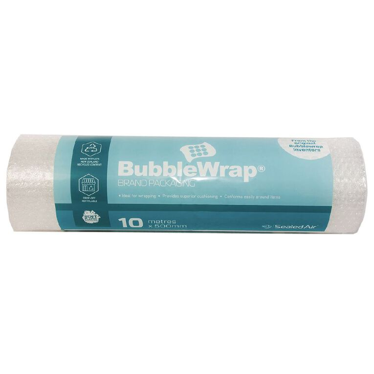 Sealed Air Recycled Bubble Wrap 500Mm X 10M, , hi-res