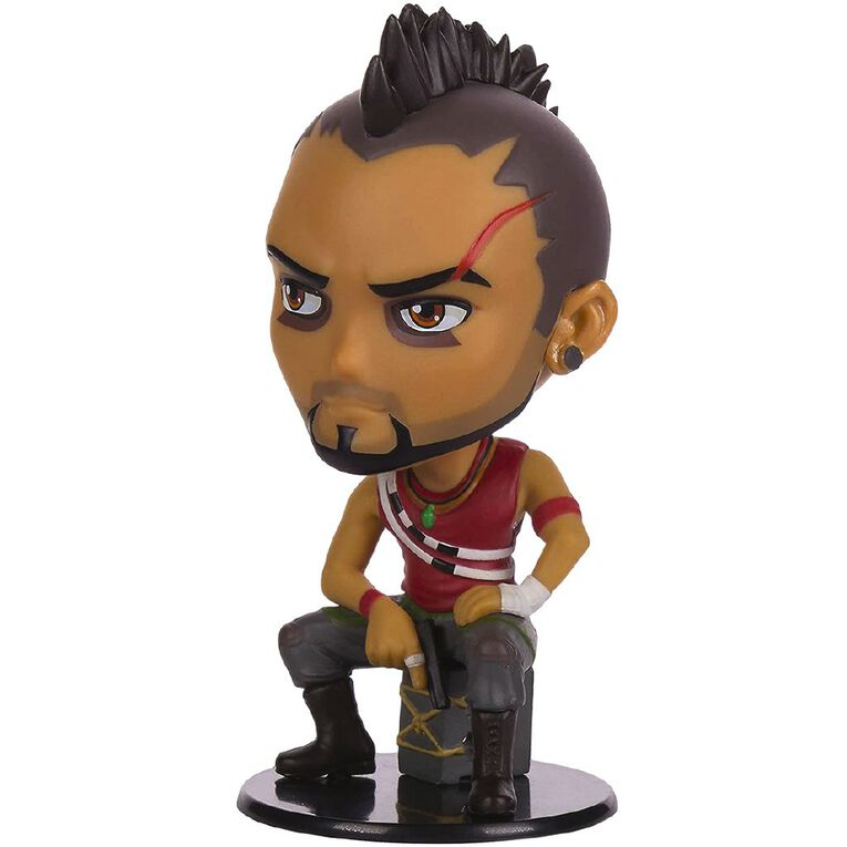 Ubisoft Heroes Chibi Series 1 Vaas Figurine, , hi-res