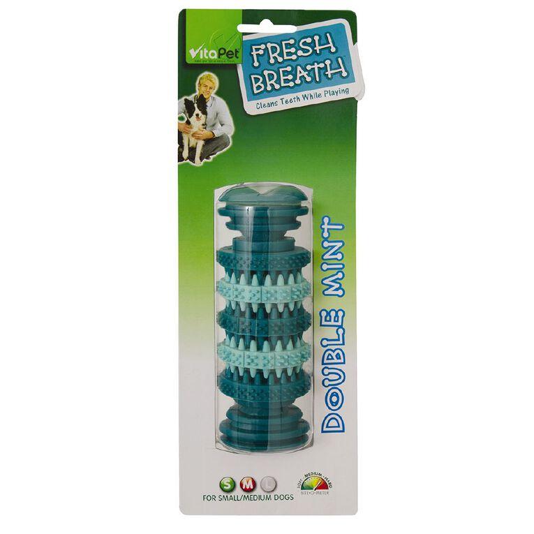 Vitapet Fresh Breath Rubber Dog Toy, , hi-res