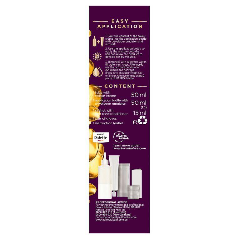 Napro Napro Palette 5.5 Light Gold Brown, , hi-res
