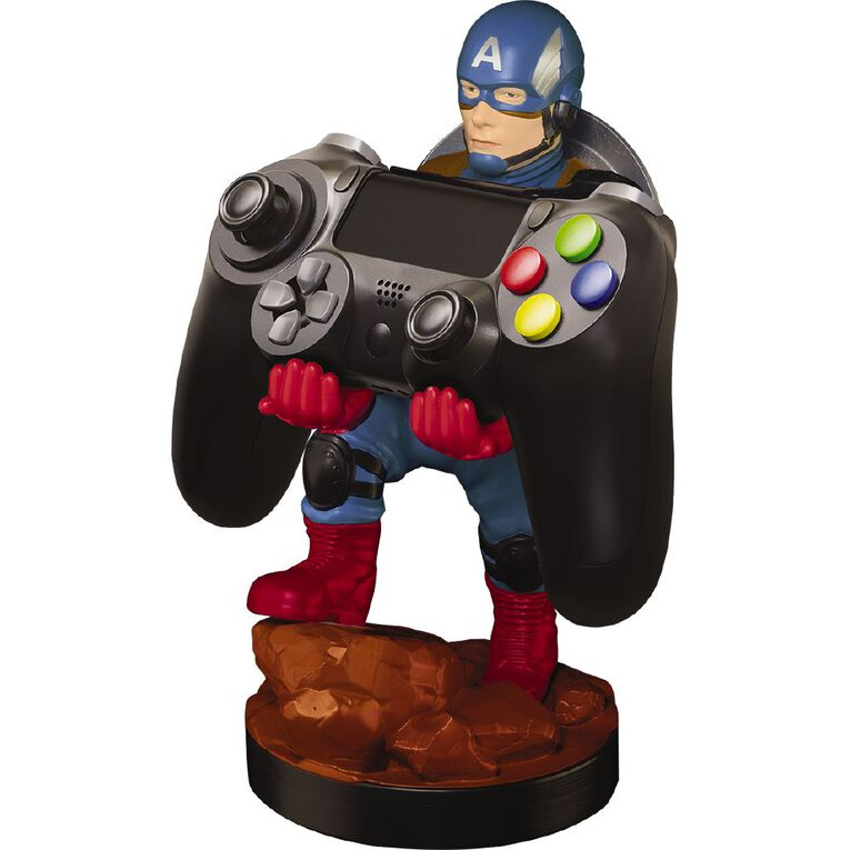 Cable Guys Cap America Avengers, , hi-res