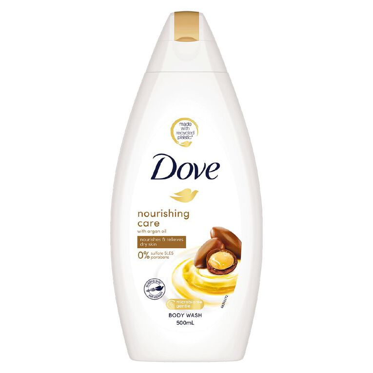 Dove Bodywash Nourishing Care 500ml, , hi-res