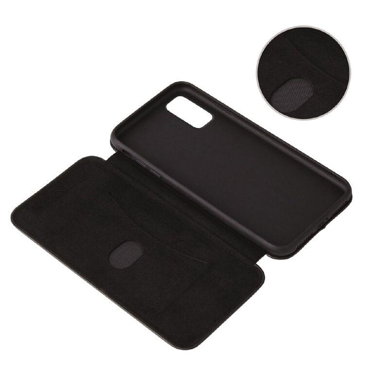 INTOUCH Samsung S20 Milano Wallet Case Black, , hi-res