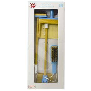 Play Studio Wooden Cleaning Set
