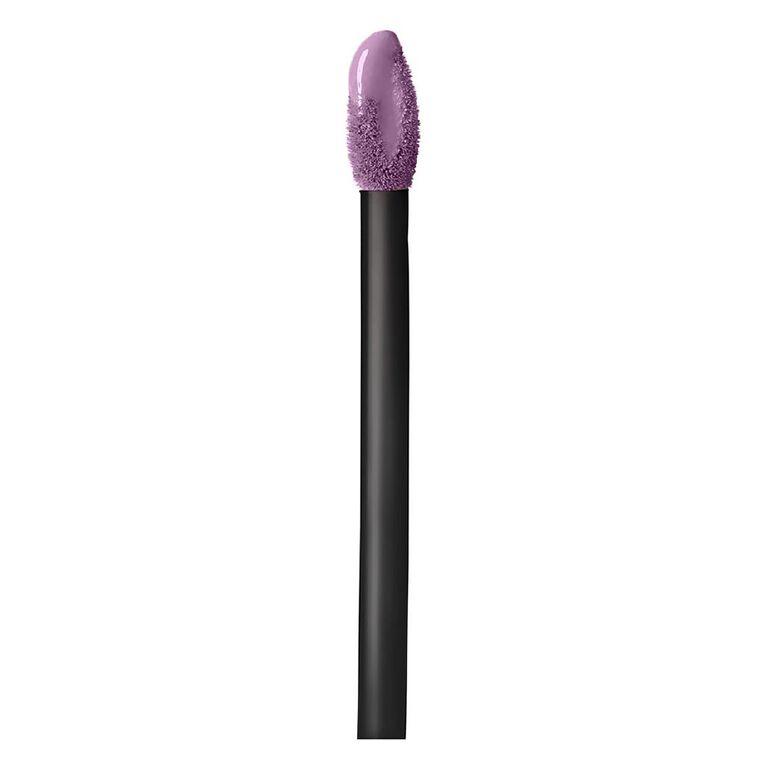 Maybelline SuperStay Matte Ink Liquid Lipstick Philosopher 100, , hi-res