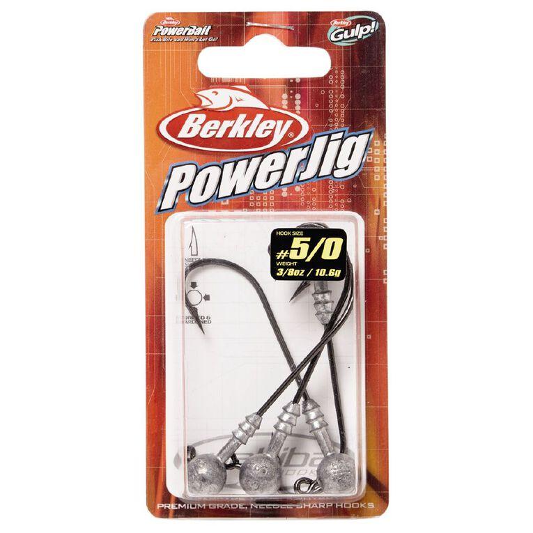 Berkley Power Jig 3/8oz 5/0, , hi-res