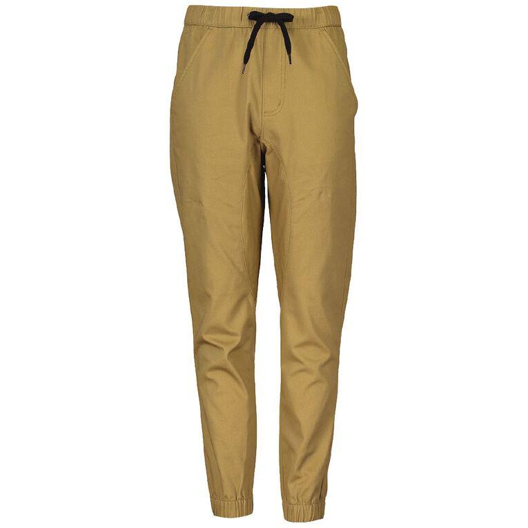 Young Original Chino Cuff Pants, Tan, hi-res