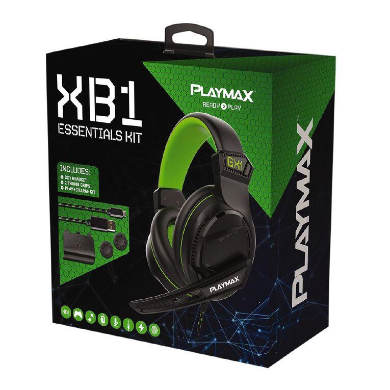XboxOne Playmax Essential Pack V2, , hi-res