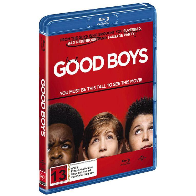 Good Boys Blu-ray 1Disc, , hi-res