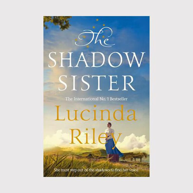 Seven Sisters #3 The Shadow Sister by Lucinda Riley, , hi-res