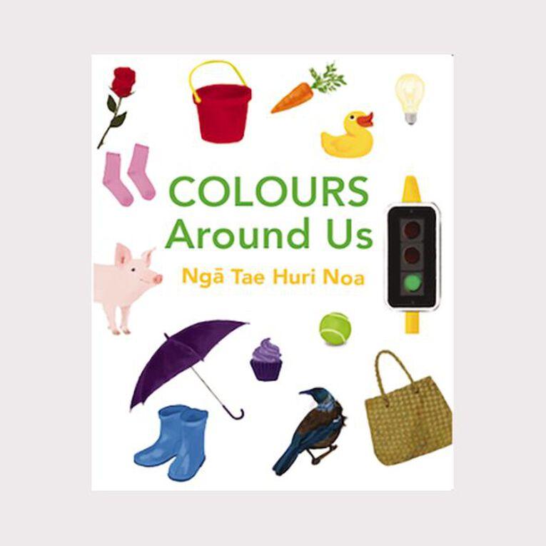 Nga Tae Huri Noa Colours Around Us by Katie Kool, , hi-res