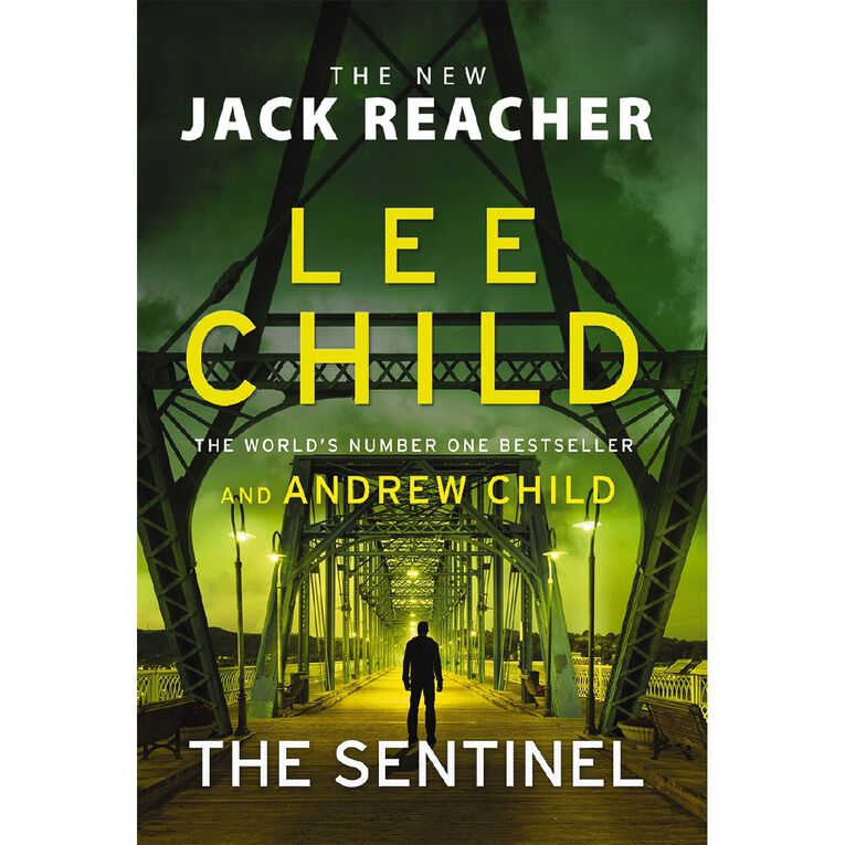 The Sentinel by Lee Child & Andrew Child, , hi-res image number null