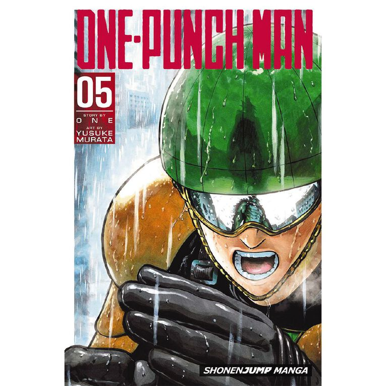 One-Punch Man Vol #5 by Yusuke Murata, , hi-res