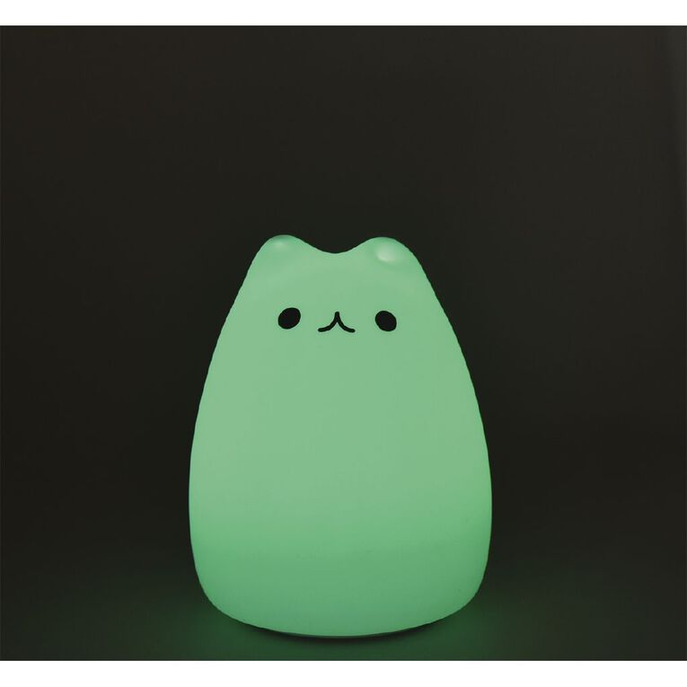 Living & Co Cat Family Silicone Night Lights, , hi-res