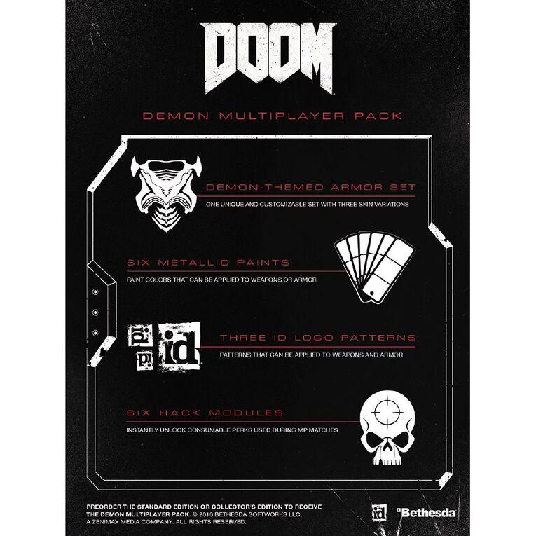 XboxOne Doom, , hi-res