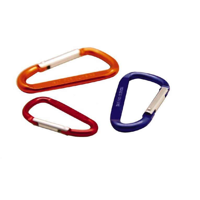 Home Essentials Key Chains 3 Pack, , hi-res