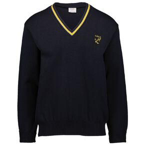 Schooltex Whangarei Boys' High School Jersey with Embroidery