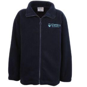 Schooltex Glenavy Polar Fleece Jacket with Embroidery