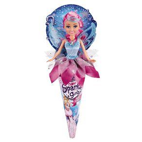 Zuru Sparkle Girlz Fairy In Cone Super Sparkly 10.5 Inch Assorted