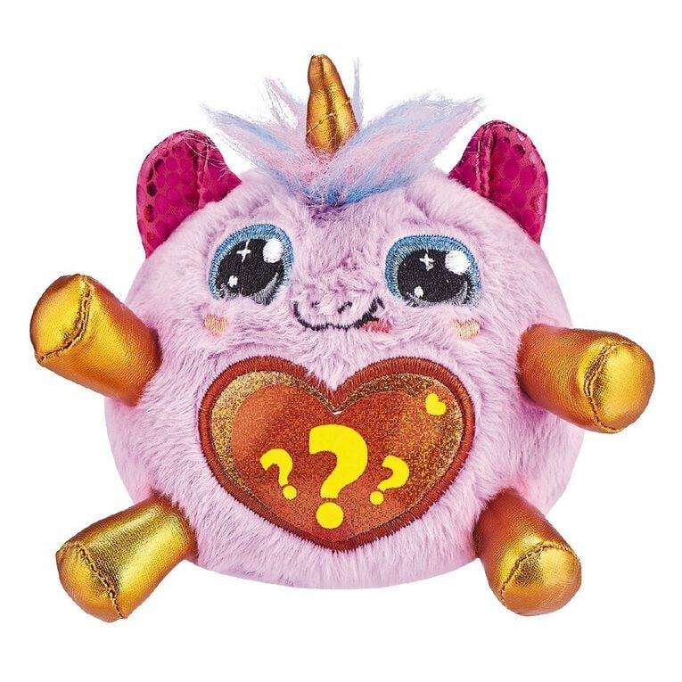 Zuru Rainbocorns Sparkle Heart Surprise Series 2 Plush Assorted, , hi-res